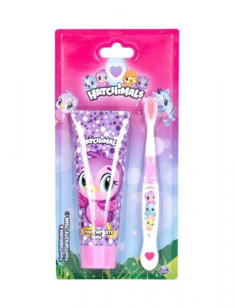 Dantų priežiūros rinkinys Hatchimals Hatchimals Toothbrush 1pc Paveikslėlis 1 iš 1 310820195094