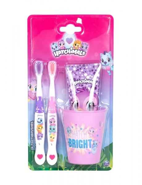 Dantų priežiūros rinkinys Hatchimals Hatchimals Toothbrush 2ml Paveikslėlis 1 iš 1 310820195092