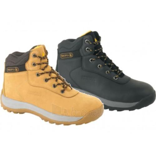 Darbiniai batai SAGA S1P Paveikslėlis 1 iš 1 224601400003
