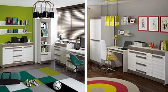 Darbo stalas Blanco 11 Paveikslėlis 3 iš 4 310820075691