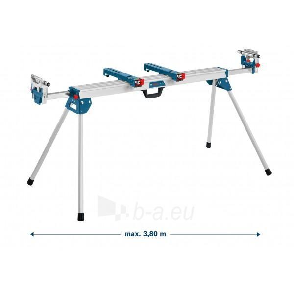 Darbo stalas pjūklams GTA 3800 Professional Paveikslėlis 1 iš 1 225212000135