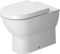 Darling New tualete, tvirtinamas prie grindų, baltas Paveikslėlis 1 iš 1 270713000573