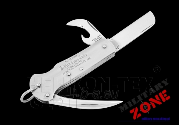 Daugiafunkcinis įrankis British Army Knife Paveikslėlis 1 iš 1 251550100103