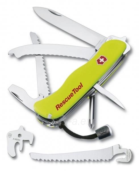Multifunctional tool Rescue Tool 0.8623.N Victorinox Paveikslėlis 1 iš 1 251550100098