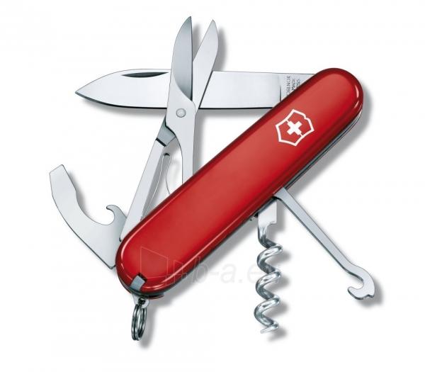 Daugiafunkcinis peilis Victorinox Compact 1.3405 Paveikslėlis 1 iš 1 310820208614