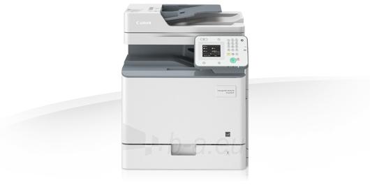 CANON iR C1225iF MFP A4 Laser color Paveikslėlis 1 iš 1 310820004299