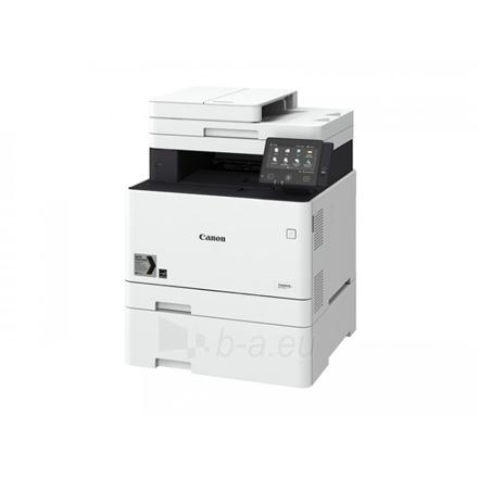 Daugiafunkcinis spausdintuvas Canon Printer i−SENSYS MF732CDW Colour, Laser, Multifunctional, A4, Wi-Fi, White Paveikslėlis 1 iš 2 310820093235