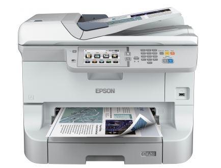 EPSON WorkForce Pro WF-8590DWF Paveikslėlis 1 iš 1 250253410860