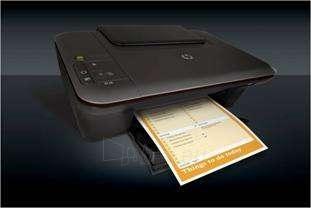HP DESKJET 1050A SERIES ALL-IN-ONE Paveikslėlis 1 iš 1 250253410137