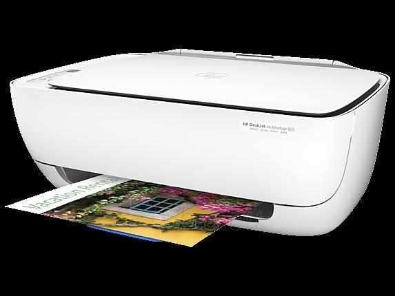 HP Deskjet 3635 Advantage WiFi MFP Paveikslėlis 1 iš 3 310820013684