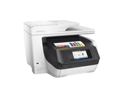 Daugiafunkcinis spausdintuvas HP OfficeJet Pro 8720 e-AiO Paveikslėlis 1 iš 1 310820026707