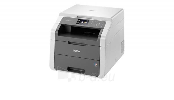 Daugiafunkcinis spausintuvas Daugiafunkcinis įrenginys Brother DCP-9015CDW Paveikslėlis 1 iš 2 310820036022
