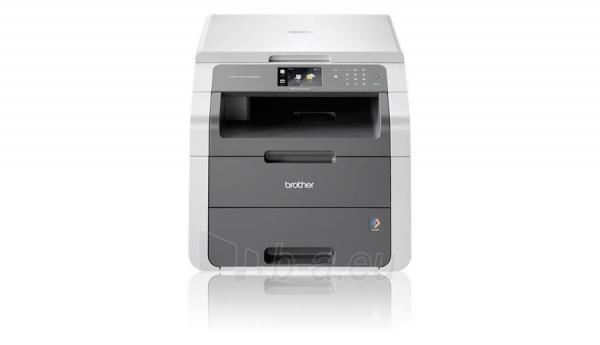 Daugiafunkcinis spausintuvas Daugiafunkcinis įrenginys Brother DCP-9015CDW Paveikslėlis 2 iš 2 310820036022