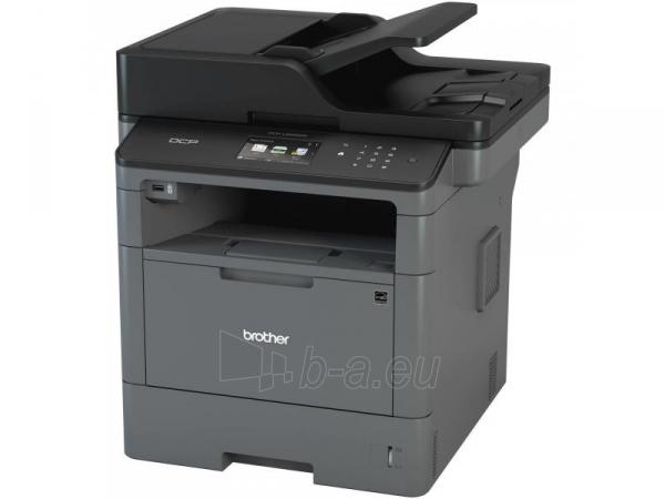 Daugiafunkcinis spausintuvas Multifunctional device Brother DCP-L5500DN Paveikslėlis 1 iš 1 310820036033