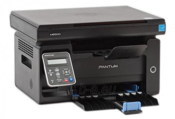 Daugiafunkcinis spausintuvas Daugiafunkcinis įrenginys Pantum M6500 mfp Paveikslėlis 2 iš 4 310820041403