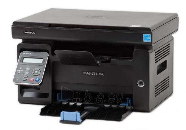 Daugiafunkcinis spausintuvas Daugiafunkcinis įrenginys Pantum M6500 mfp Paveikslėlis 3 iš 4 310820041403