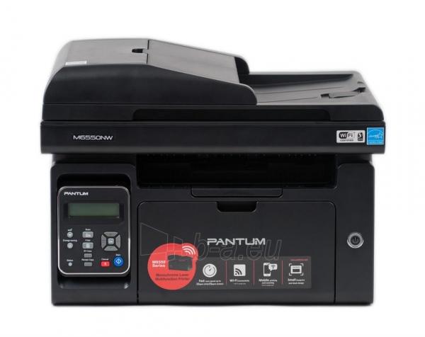 Daugiafunkcinis spausintuvas Multifunctional device Pantum M6550NW mfp Paveikslėlis 2 iš 6 310820041405