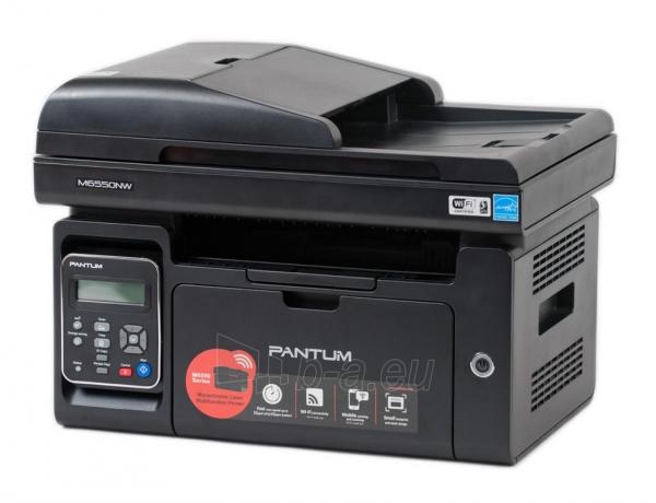 Daugiafunkcinis spausintuvas Multifunctional device Pantum M6550NW mfp Paveikslėlis 3 iš 6 310820041405