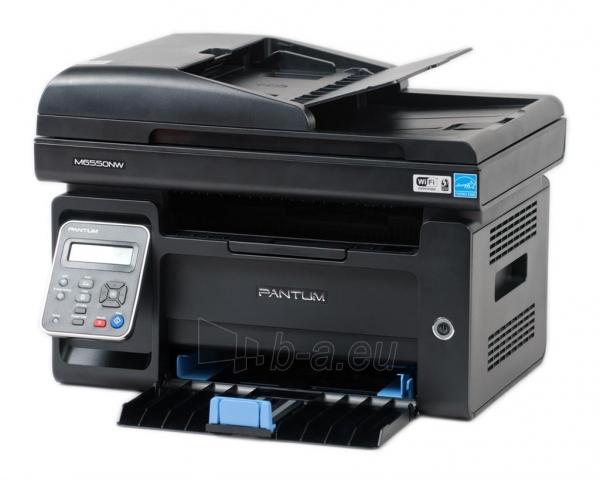 Daugiafunkcinis spausintuvas Multifunctional device Pantum M6550NW mfp Paveikslėlis 4 iš 6 310820041405