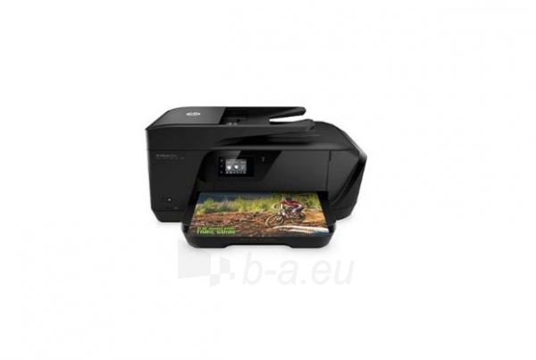 Daugiafunkcinis spausintuvas HP OfficeJet 7510 Wide Format All-in-One Printer Paveikslėlis 1 iš 1 310820036027