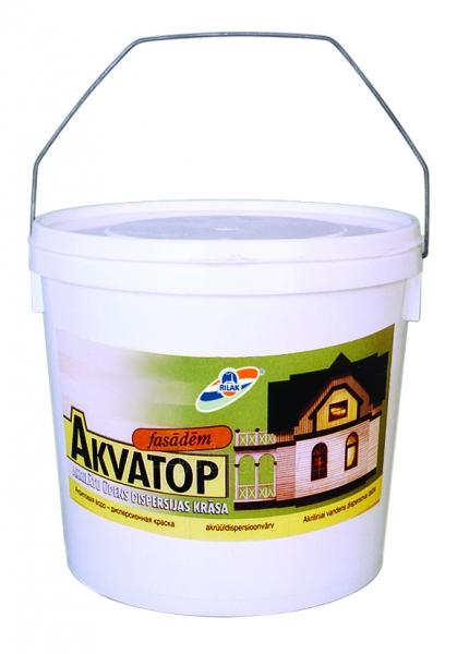 Paint AKVATOP bazė A pus.mat.fasad. 3.6L Paveikslėlis 1 iš 1 236510000543