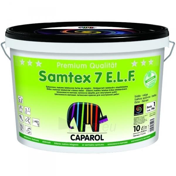 Dažai CAPAROL SAMTEX 7 B1 2,5l Paveikslėlis 1 iš 1 310820016274
