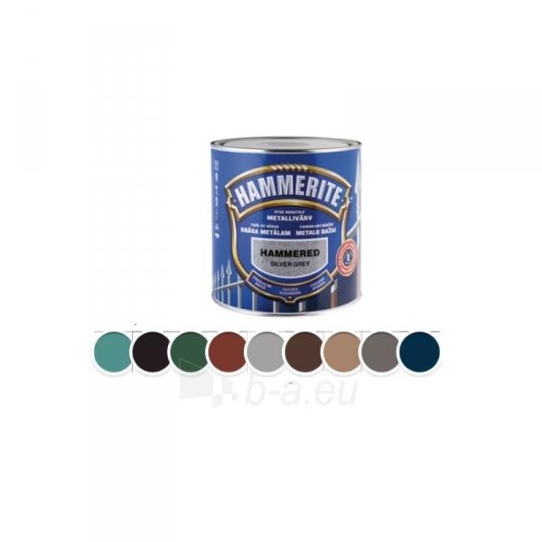 Dažai HAMMERITE Hammered 2,5l raudona Paveikslėlis 1 iš 1 310820010159