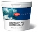 Dažai matiniai IGIS 7 A bazė 10 ltr. Paveikslėlis 1 iš 1 236510000242