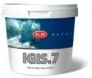 Paint matt IGIS 7 A bazė 1ltr. Paveikslėlis 1 iš 1 236510000239
