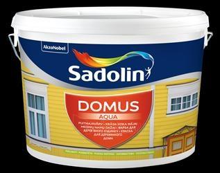 Paint for wood Domus Aqua BC pusiau matt 2,5ltr. Paveikslėlis 1 iš 1 236510000436