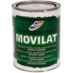 Dažai MOVILAT-4 bazė A 0,9L Paveikslėlis 1 iš 1 236504000112