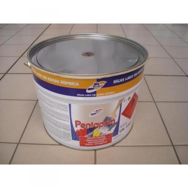 Paint Pentaprim grey 10l Paveikslėlis 1 iš 1 236520000946