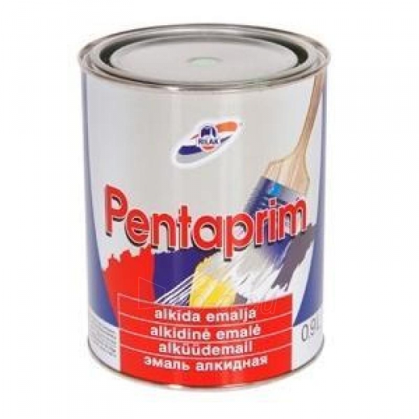 Paint Pentaprim RUDAS 0.9l Paveikslėlis 1 iš 1 236520000952