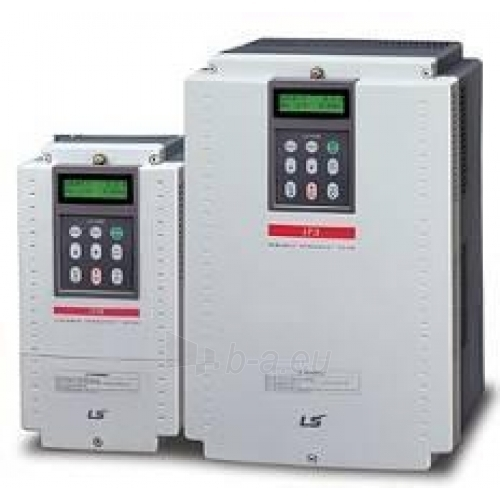 Dažnio keitiklis SV055IP5A-4 iP5A Ventiliatorius/Siurblys: 5,5kW Paveikslėlis 1 iš 1 222730000084
