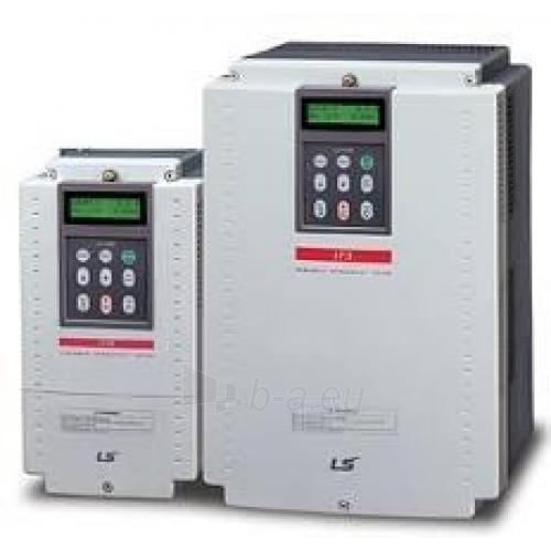 Dažnio keitiklis SV075IP5A-4 iP5A Ventiliatorius/Siurblys: 7,5kW; Paveikslėlis 1 iš 1 222730000087