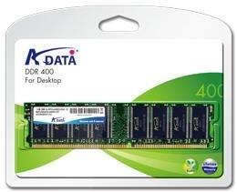 DDR Adata 512MB 400MHz CL3, Retail Paveikslėlis 1 iš 1 250255112068