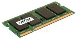 DDR2 SODIMM Crucial 2GB 800MHz CL6 1.8V Paveikslėlis 1 iš 1 250255112083