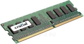 DDR2 UDIMM Crucial 2GB 800MHz CL6 1.8V Paveikslėlis 1 iš 1 250255112090
