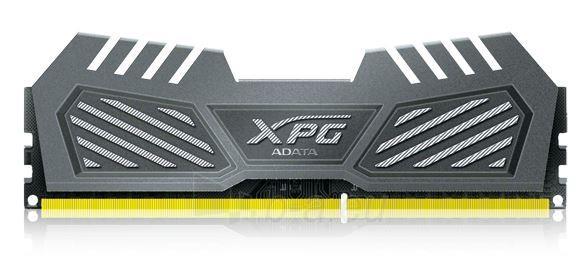 DDR3 Adata XPG V2 2x8GB 2400MHz CL11 1.65V, Tungsten Grey Paveikslėlis 1 iš 1 310820015673