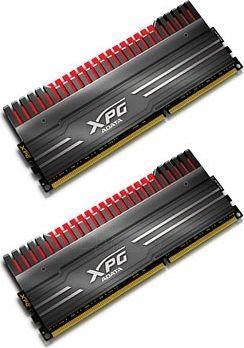 DDR3 Adata XPG V3 Black 8GB (2x4GB) 2133MHz CL10 Paveikslėlis 1 iš 1 310820015614