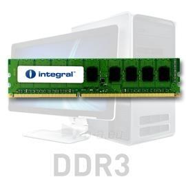 DDR3 ECC Integral 8GB 1600MHz CL11 1.5V R2 Paveikslėlis 1 iš 1 250255111988
