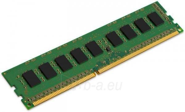 DDR3 Kingston 4GB 1600MHz CL11 1.5V Paveikslėlis 1 iš 1 250255111996