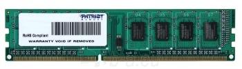 DDR3 Patriot 4GB 1333MHz CL9 Paveikslėlis 1 iš 1 250255112265
