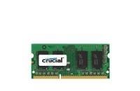 DDR3 SODIMM Crucial 8GB 1866MHz CL13 1.35V Paveikslėlis 1 iš 1 310820015573