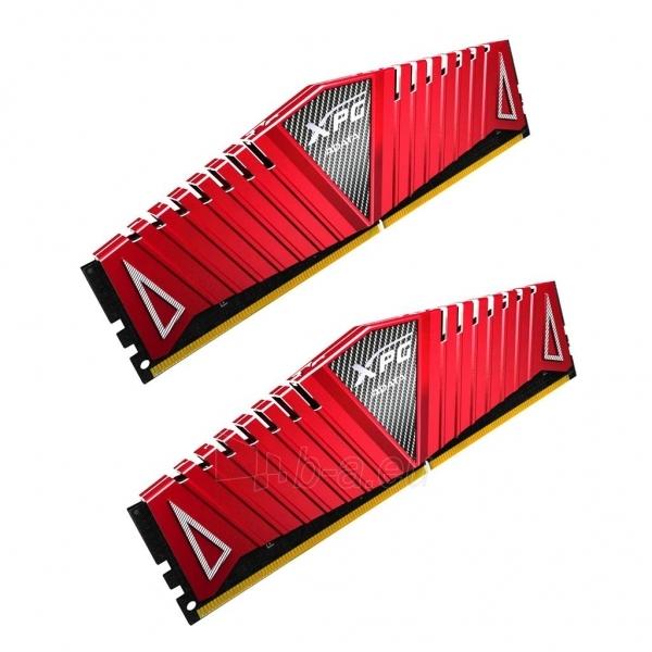 DDR4 Adata XPG Z1 2x8GB 2400Mhz CL16 DIMM Paveikslėlis 2 iš 2 250255112006