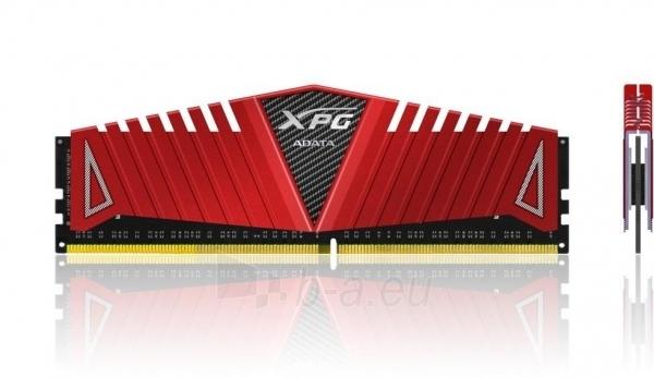 DDR4 Adata XPG Z1 4x4GB 2400Mhz CL16 DIMM Paveikslėlis 1 iš 2 250255112203