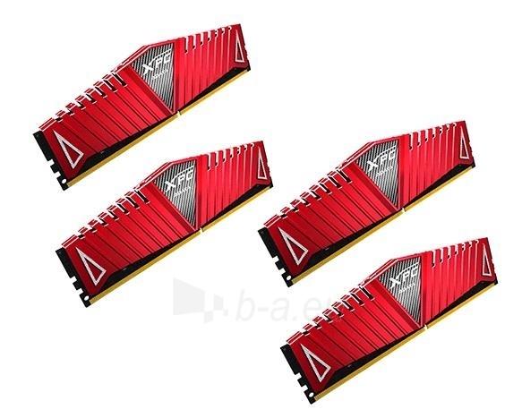 DDR4 Adata XPG Z1 4x4GB 2400Mhz CL16 DIMM Paveikslėlis 2 iš 2 250255112203