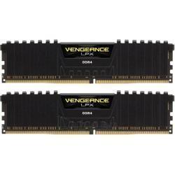 DDR4 Corsair Vengeance LPX Black 8GB (2x4GB) 3000MHz CL15 1.2V, PC424000 Paveikslėlis 1 iš 1 310820015721