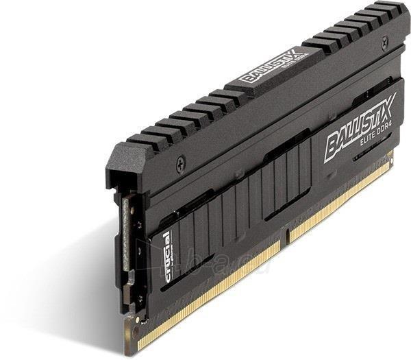 DDR4 Crucial Ballistix Elite 8GB 2666MHz CL16 1.2V Paveikslėlis 1 iš 1 310820015574