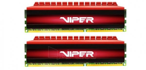 DDR4 Patriot Viper 4 8GB (2x4GB) 2666MHz CL15 1.2V Paveikslėlis 1 iš 1 310820015670